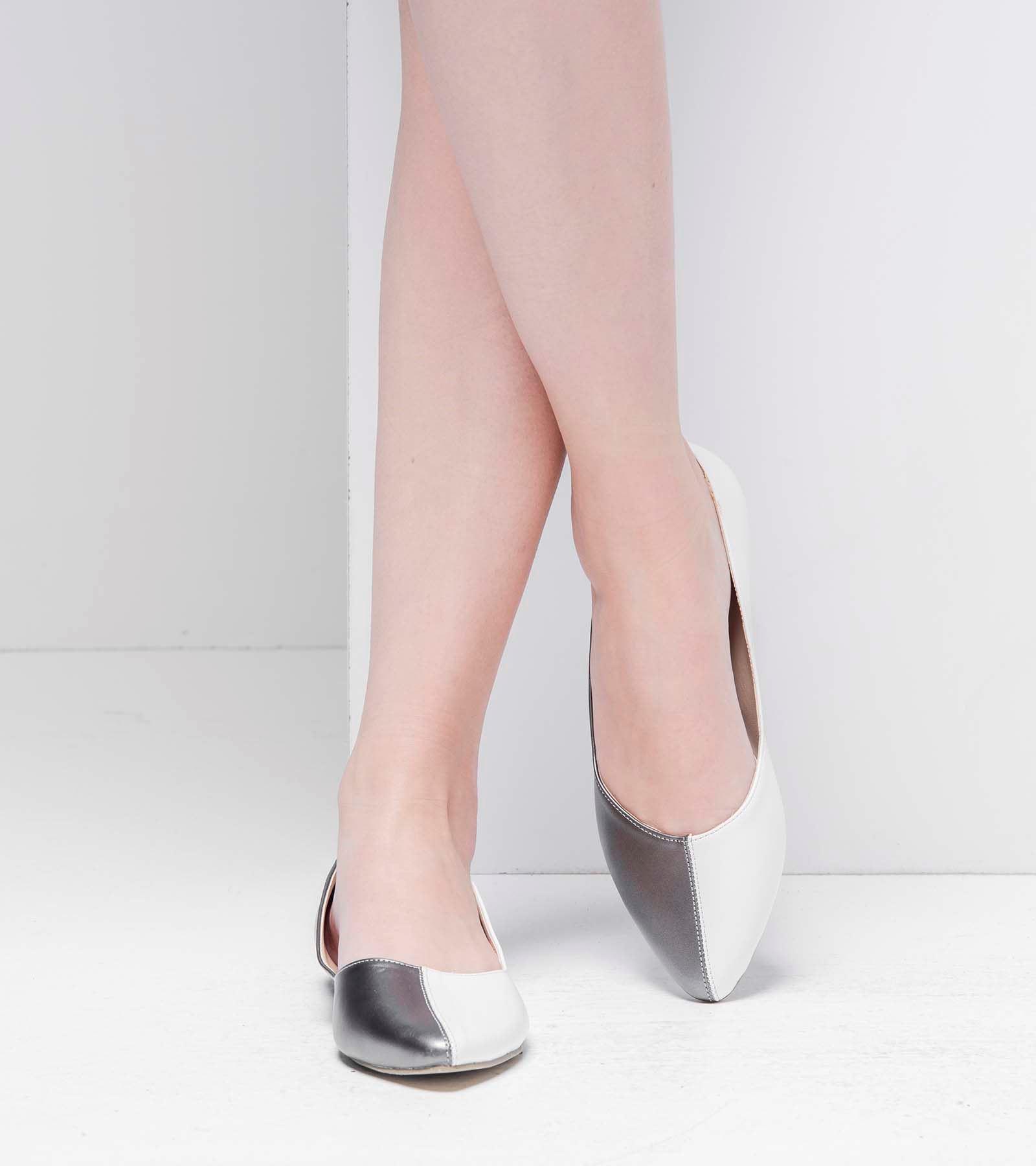 Ottavia Günlük Cilt Ayakkabı Platin