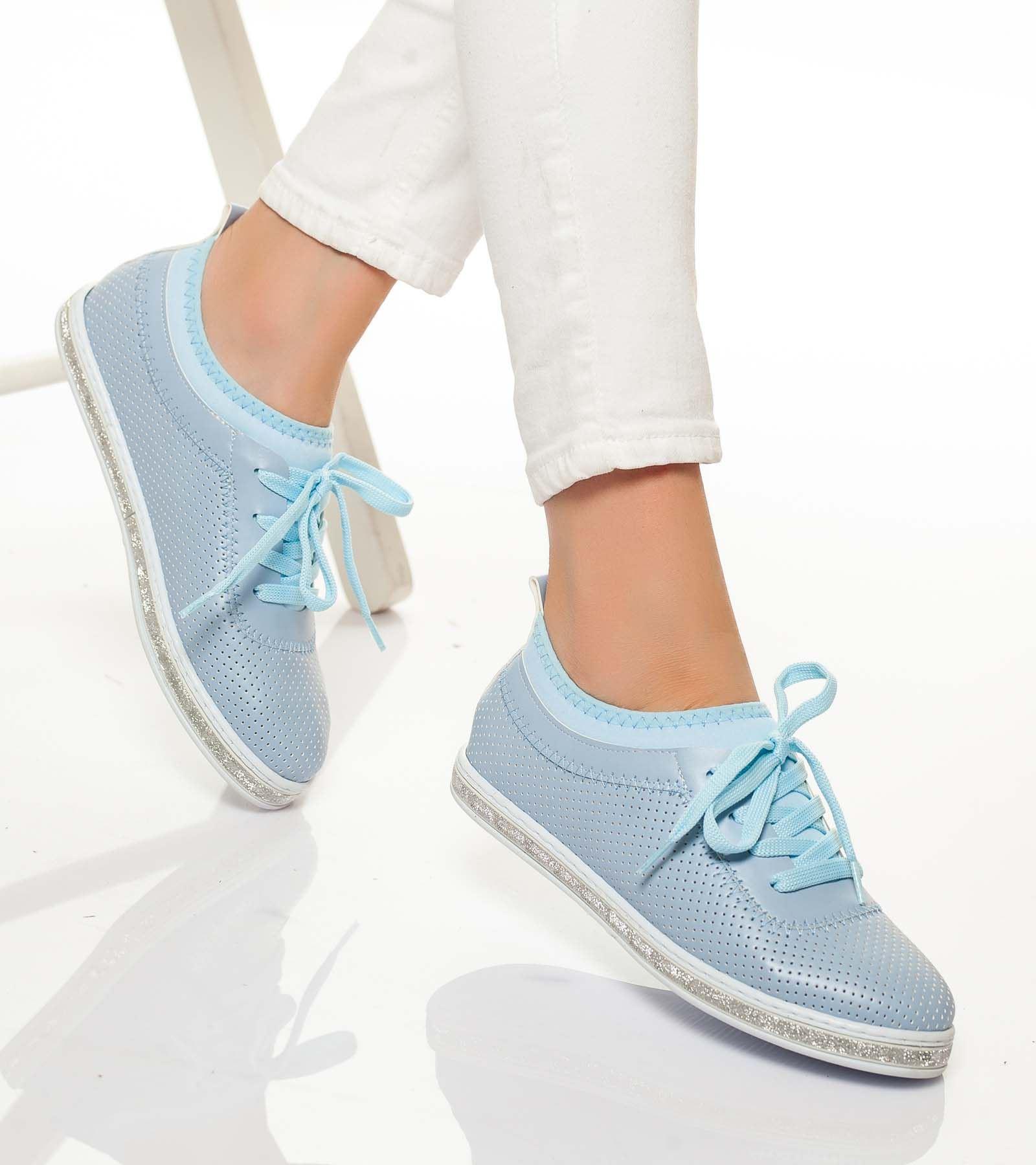Agata Günlük Spor Ayakkabı Bebe Mavisi