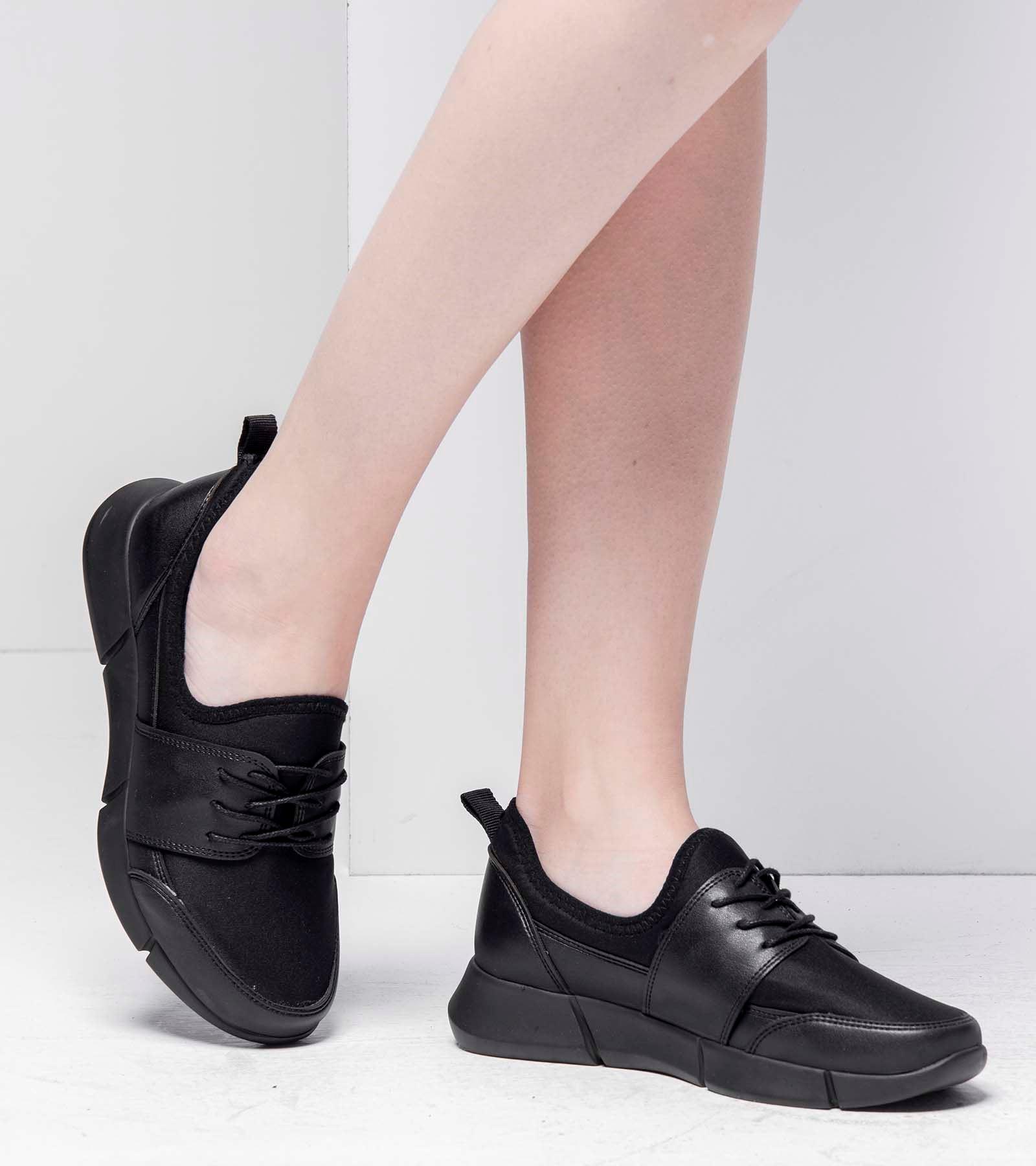 Rene  Günlük Ayakkabı Siyah