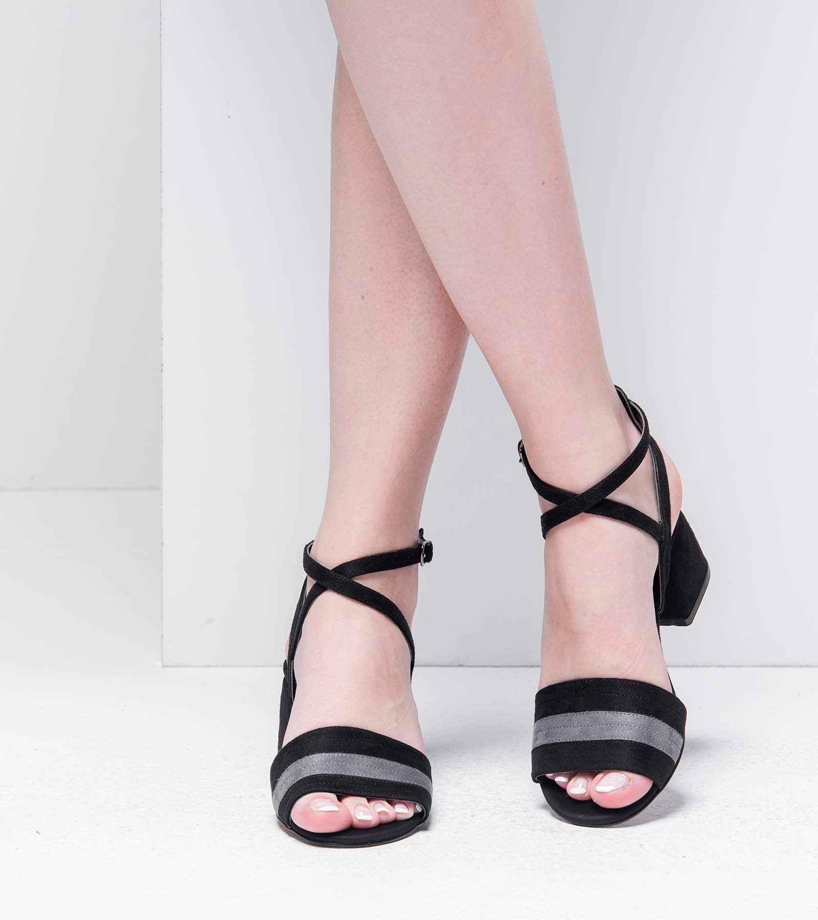 Miranda  Süet Ayakkabı Siyah
