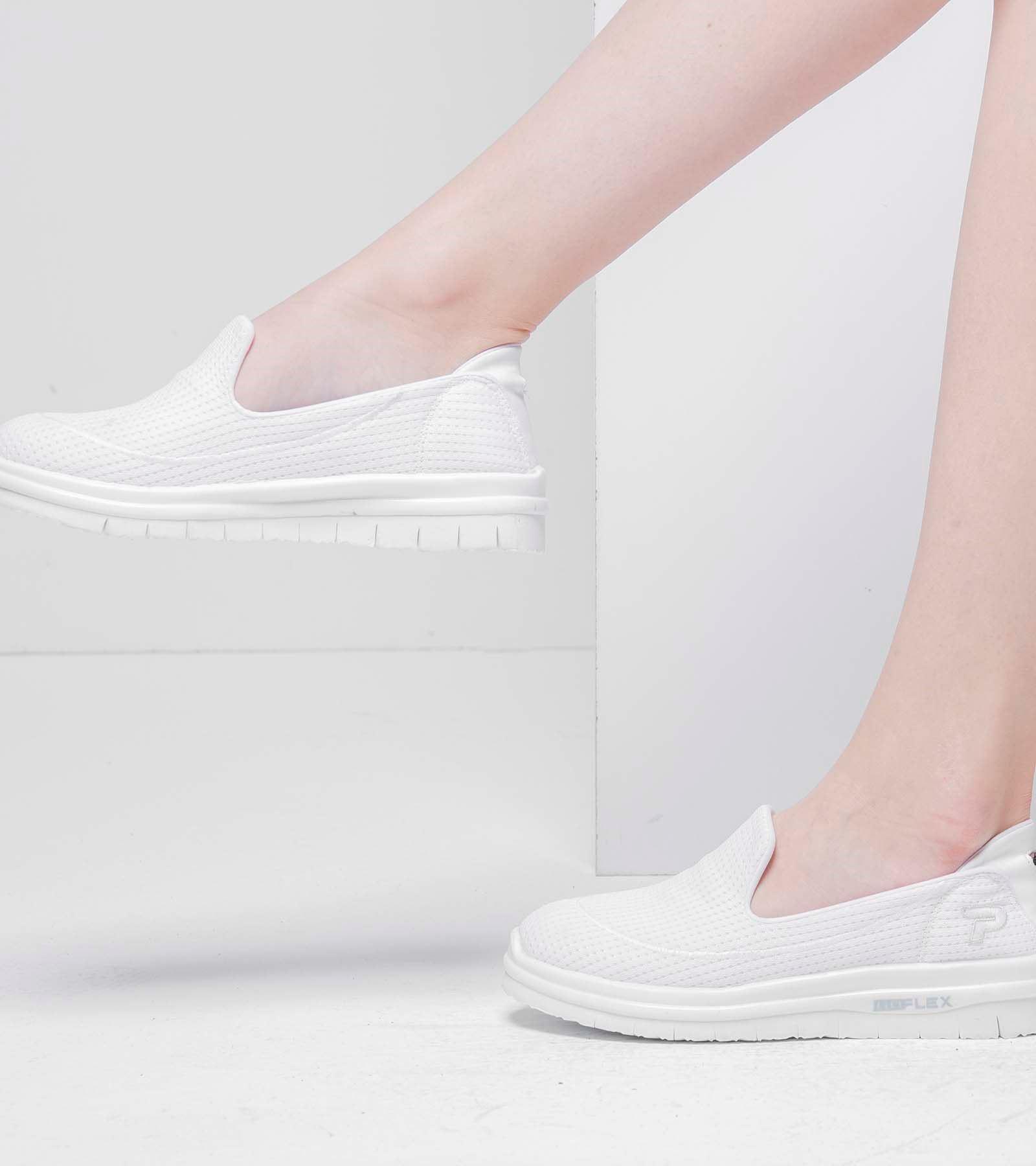 Perla Memory Günlük Ayakkabı Beyaz