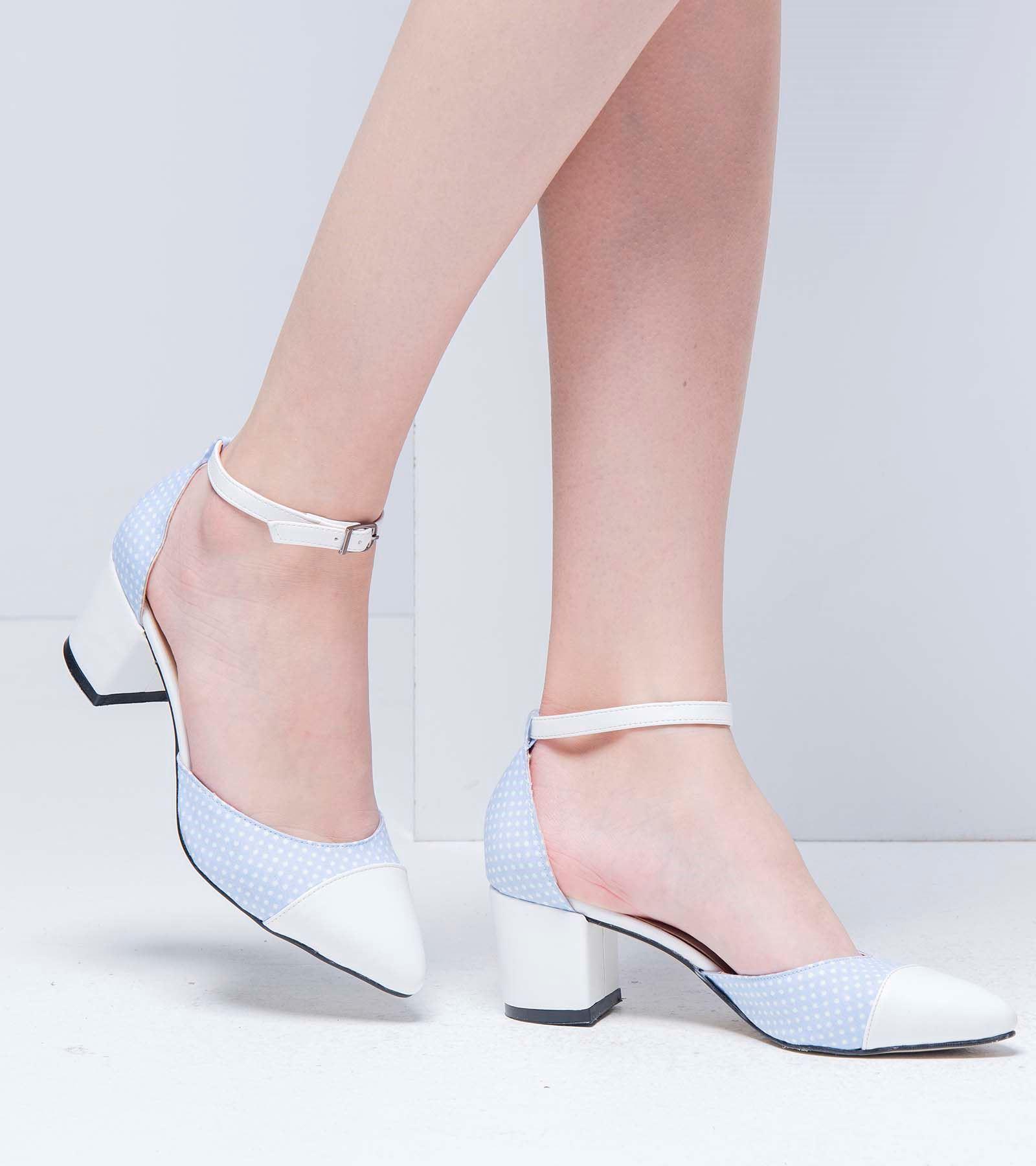Blusa Cilt Ayakkabı Bebe Mavisi