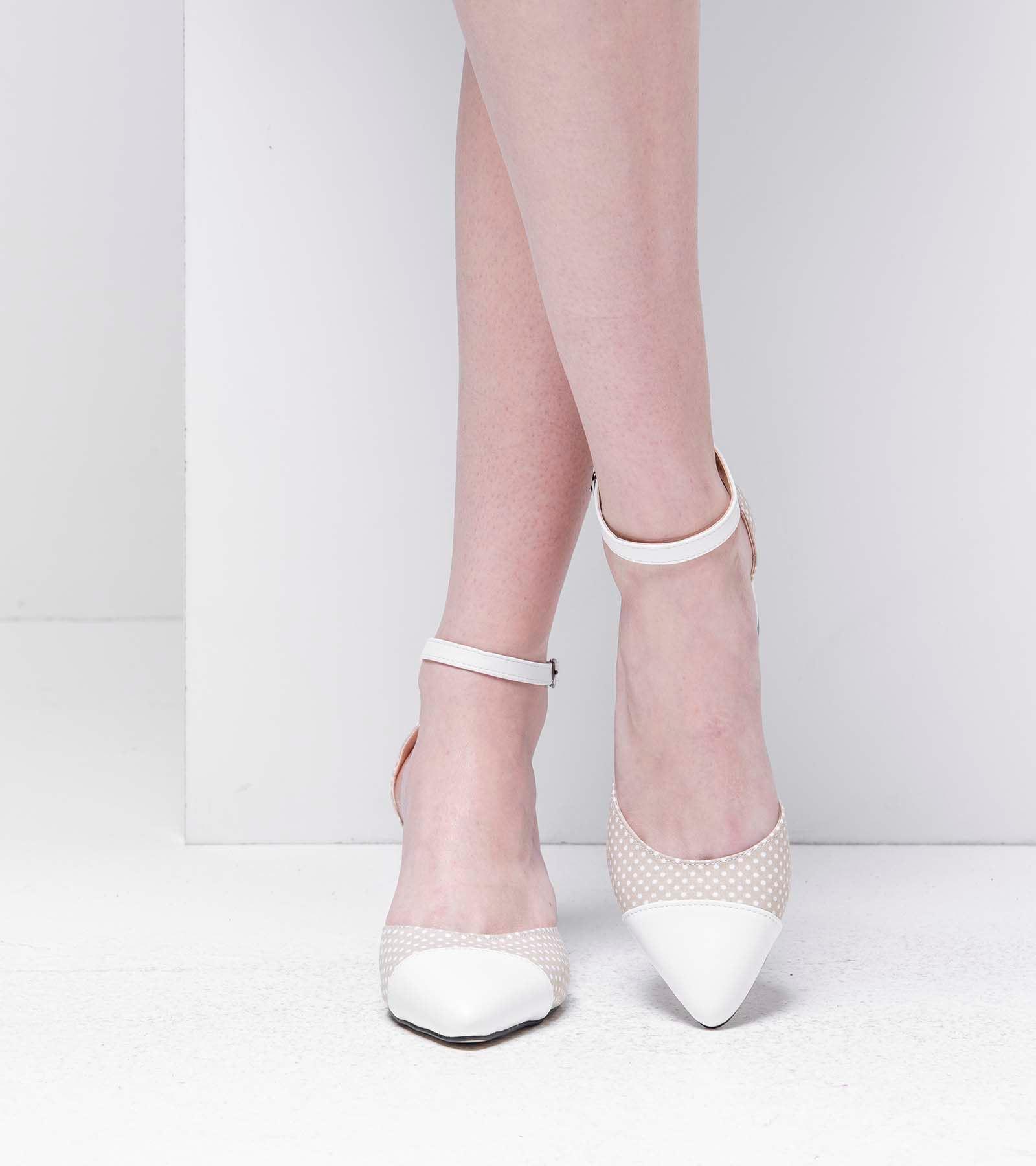 Blusa Cilt Ayakkabı Ten