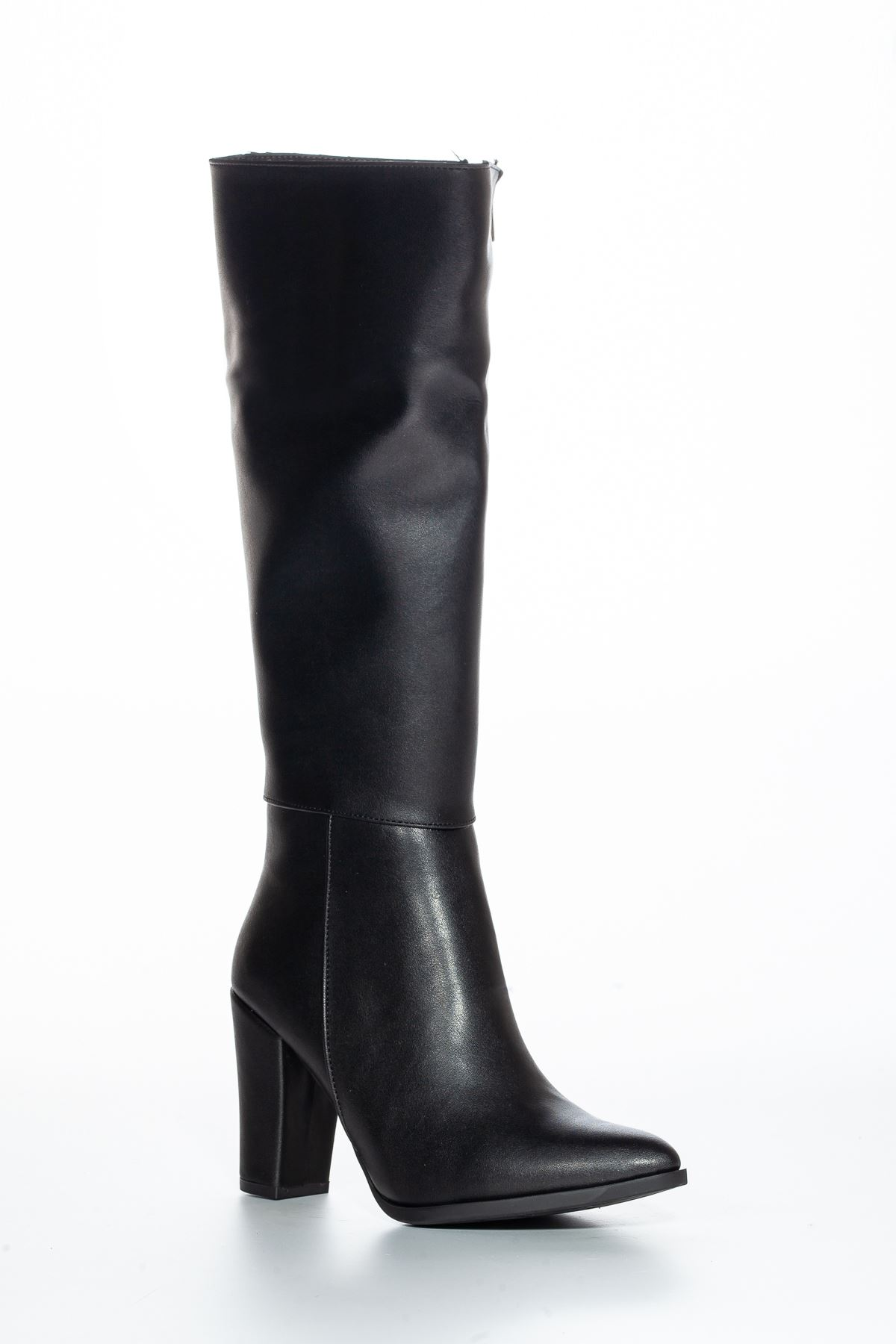 Natalia Cilt Çizme Siyah
