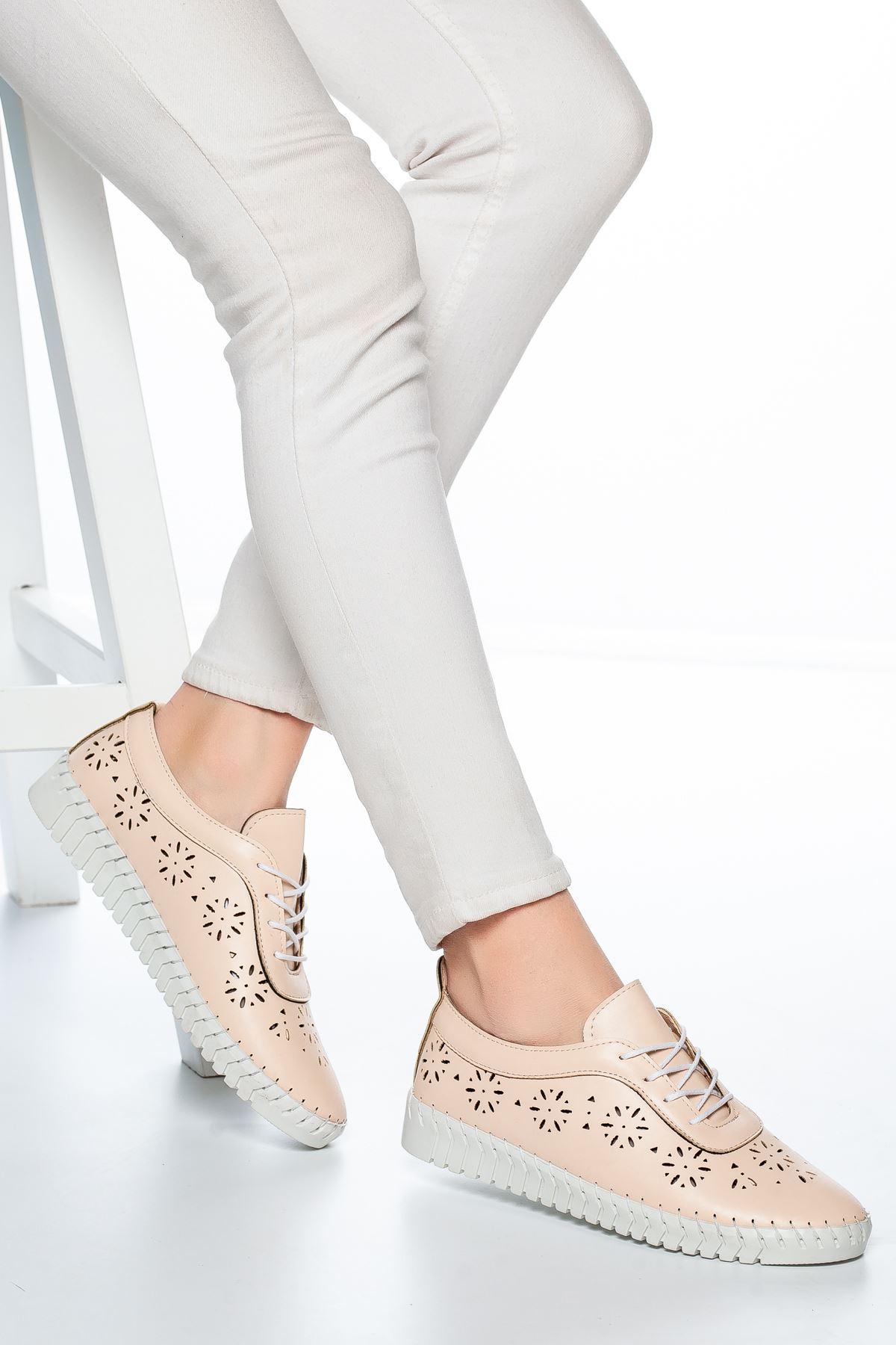 Desra Günlük Ayakkabı Ten