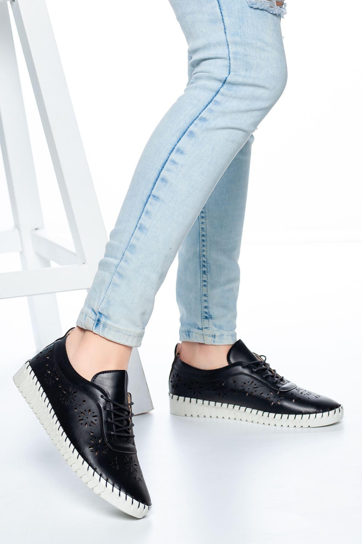Desra Günlük Ayakkabı Siyah