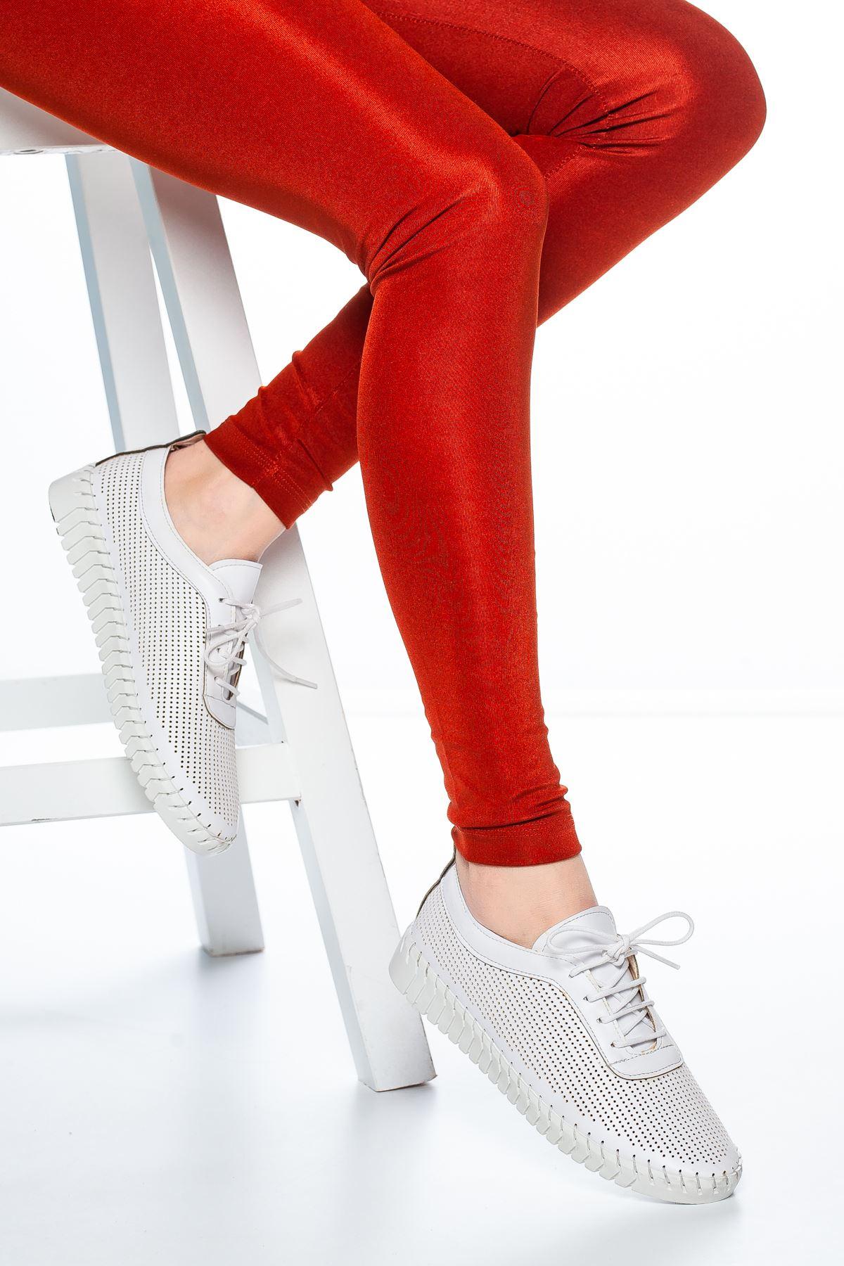 Harper Günlük Ayakkabı Beyaz