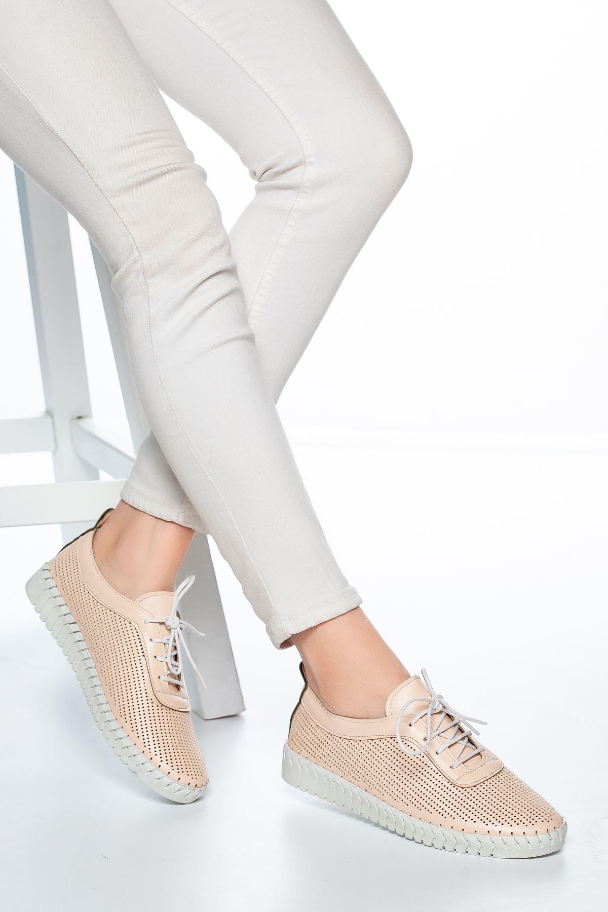 Harper Günlük Ayakkabı Ten