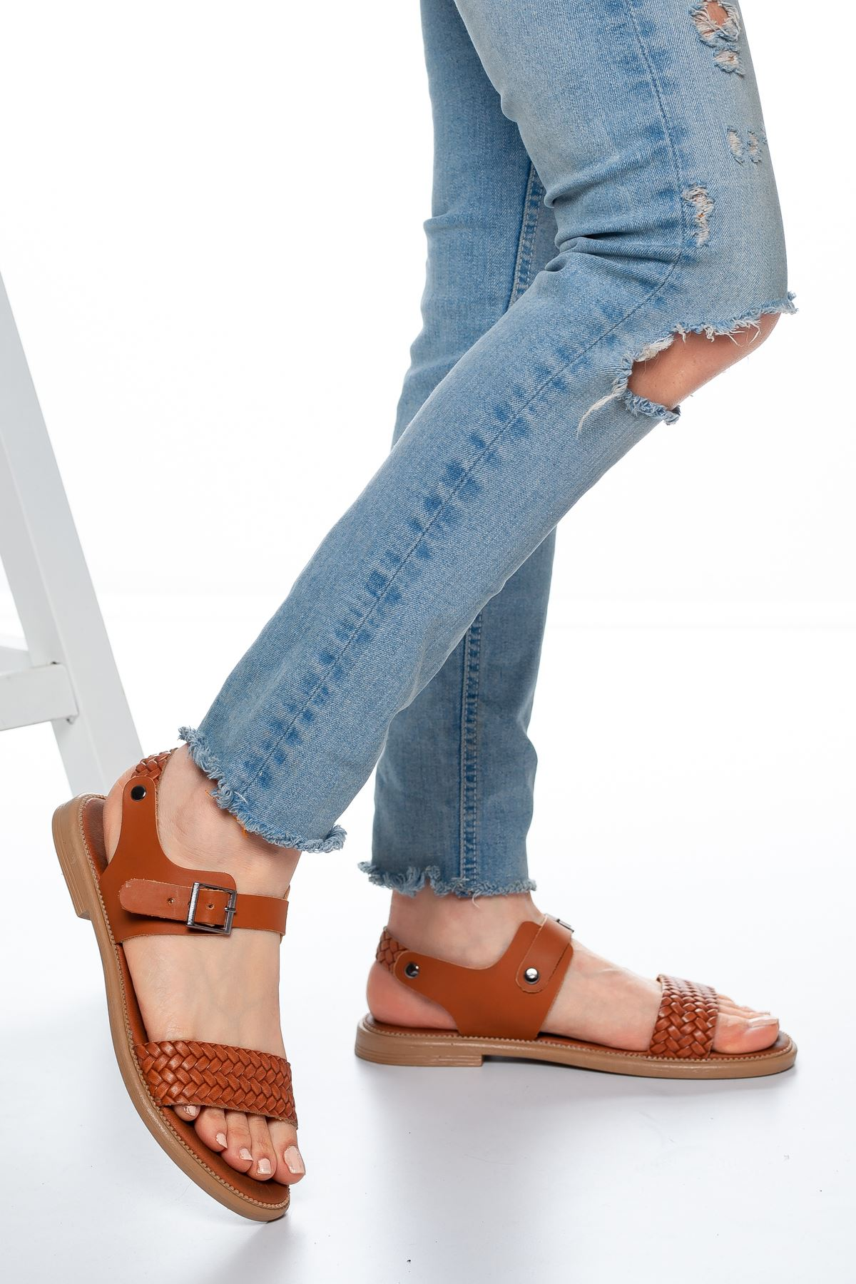 Rowen Sandalet Taba