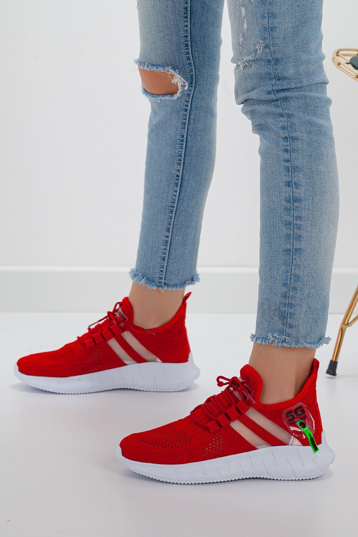 LUSİA Kırmızı